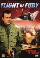 Flight of Fury - Danish Movie Cover (xs thumbnail)