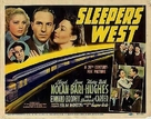 Sleepers West - Movie Poster (xs thumbnail)