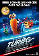 Turbo - German Movie Poster (xs thumbnail)