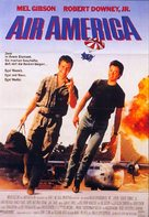 Air America - German Movie Poster (xs thumbnail)