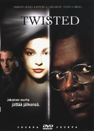 Twisted - Finnish DVD cover (xs thumbnail)
