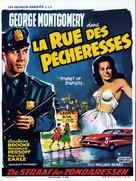 Street of Sinners - Belgian Movie Poster (xs thumbnail)