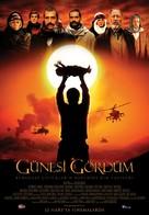 Günesi gördüm - Turkish Movie Poster (xs thumbnail)