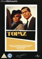 Topaz - DVD cover (xs thumbnail)