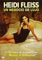 Call Me: The Rise and Fall of Heidi Fleiss - Spanish DVD cover (xs thumbnail)