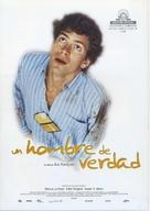 Et rigtigt menneske - Spanish Movie Poster (xs thumbnail)