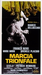 Marcia trionfale - Italian Movie Poster (xs thumbnail)