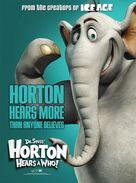 Horton Hears a Who! - Theatrical poster (xs thumbnail)