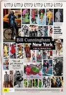 Bill Cunningham New York - Australian Movie Poster (xs thumbnail)