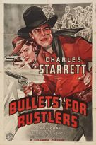 Bullets for Rustlers - Movie Poster (xs thumbnail)