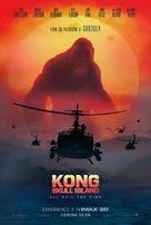 Kong: Skull Island - Movie Poster (xs thumbnail)