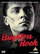 Brighton Rock - British DVD cover (xs thumbnail)