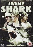 Swamp Shark - British Movie Cover (xs thumbnail)