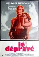 Das Bildnis des Dorian Gray - French Movie Poster (xs thumbnail)