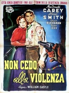 Cave of Outlaws - Italian Movie Poster (xs thumbnail)