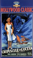 Twilight for the Gods - French VHS cover (xs thumbnail)