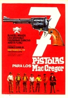 Sette pistole per i MacGregor - Spanish Movie Poster (xs thumbnail)