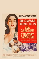 Bhowani Junction - Movie Poster (xs thumbnail)