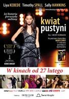 Desert Flower - Polish Movie Poster (xs thumbnail)