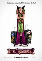 Hotel Transylvania 3: Summer Vacation - Polish Movie Poster (xs thumbnail)