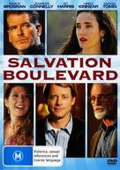 Salvation Boulevard - Australian DVD cover (xs thumbnail)
