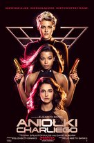 Charlie's Angels - Polish Movie Poster (xs thumbnail)