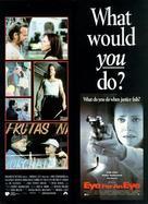 Eye for an Eye - Thai poster (xs thumbnail)