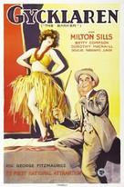 The Barker - Swedish Movie Poster (xs thumbnail)
