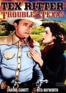 Trouble in Texas - DVD cover (xs thumbnail)