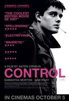 Control - British Movie Poster (xs thumbnail)