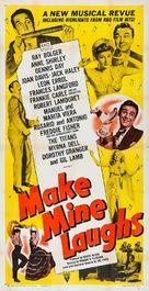 Make Mine Laughs - Movie Poster (xs thumbnail)