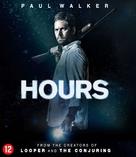 Hours - Dutch Blu-Ray cover (xs thumbnail)