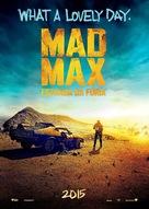Mad Max: Fury Road - Portuguese Movie Poster (xs thumbnail)