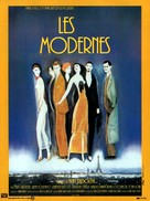 The Moderns - French Movie Poster (xs thumbnail)