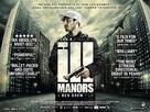 Ill Manors - British Movie Poster (xs thumbnail)
