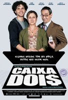 Caixa Dois - Mexican Movie Poster (xs thumbnail)