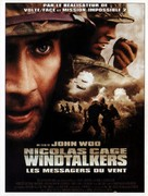 Windtalkers - French Movie Poster (xs thumbnail)