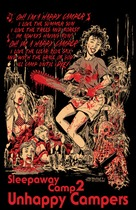 Sleepaway Camp II: Unhappy Campers - poster (xs thumbnail)
