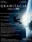 Gravity - Polish Movie Poster (xs thumbnail)