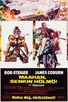 Giù la testa - Finnish Movie Poster (xs thumbnail)