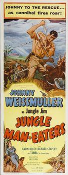 Jungle Man-Eaters - Movie Poster (xs thumbnail)