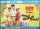 Girls! Girls! Girls! - British Movie Poster (xs thumbnail)