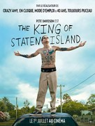 The King of Staten Island - French Movie Poster (xs thumbnail)