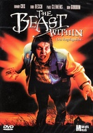 The Beast Within - German DVD cover (xs thumbnail)