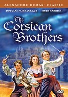 The Corsican Brothers - DVD cover (xs thumbnail)