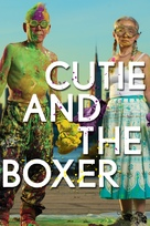 Cutie and the Boxer - DVD cover (xs thumbnail)