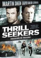 The Time Shifters - French DVD cover (xs thumbnail)
