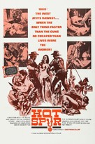 Hot Spur - Movie Poster (xs thumbnail)