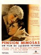 Pension Mimosas - French Movie Poster (xs thumbnail)
