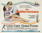 The Subterraneans - Movie Poster (xs thumbnail)